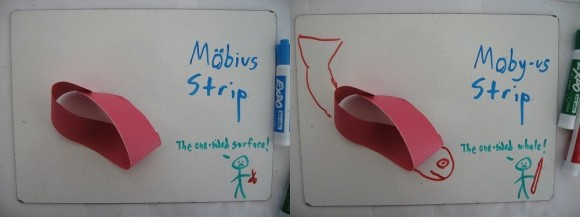 3 - Mobius strip (2 panels, small)