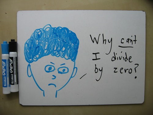 Why Cant You Divide By Zero Math With Bad Drawings
