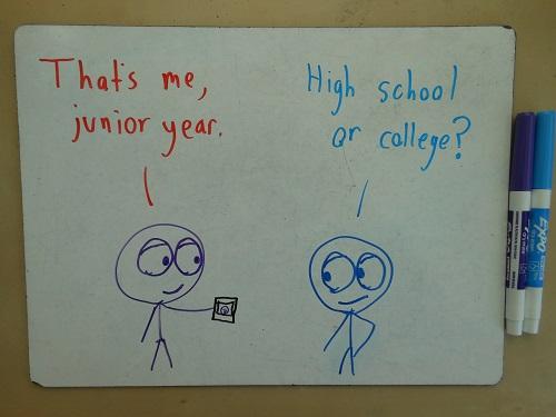 No math senior year? Bad?