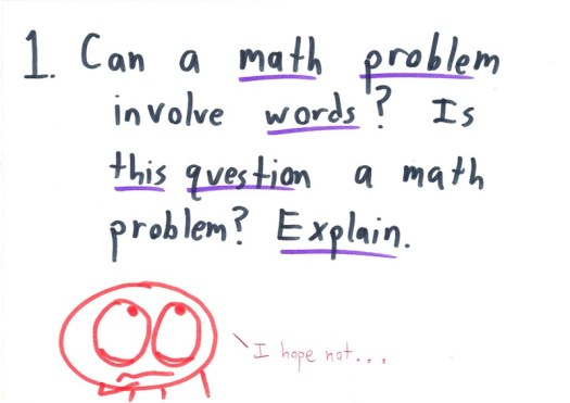 "The ""Word Problem"" Problem – Math with Bad Drawings"