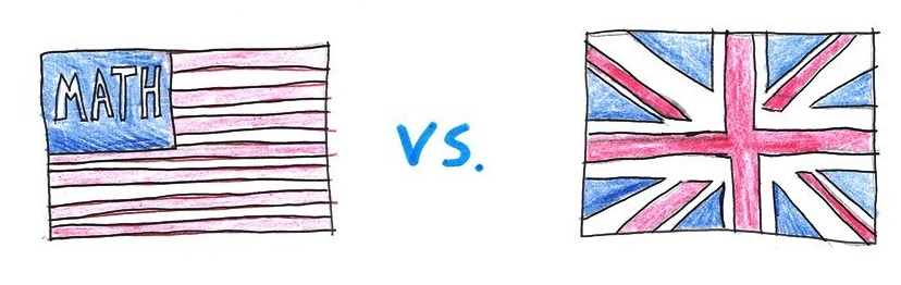 Us Vs Uk Mathematical Terminology Math With Bad Drawings