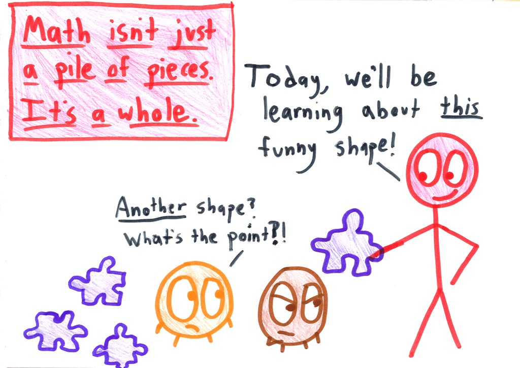 One-Word Math Classes
