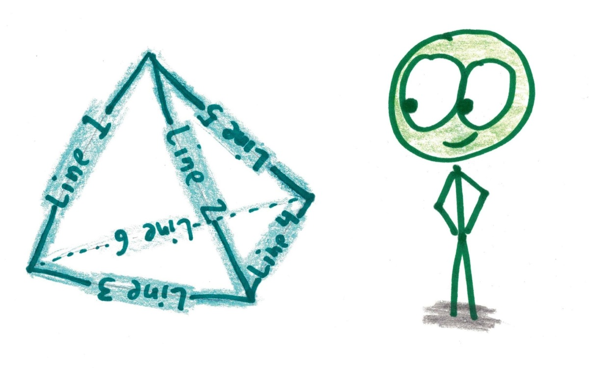 Poem On A Pyramid Math With Bad Drawings