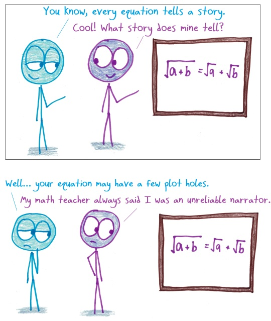 A Glut of Math Jokes – Math with Bad Drawings